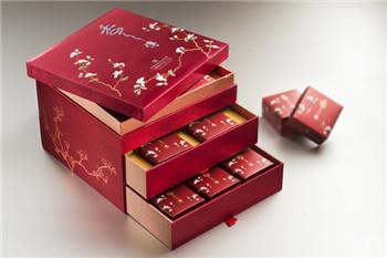 中秋送月饼礼盒怎么选购 上海商羽教您选择好看的月饼图片