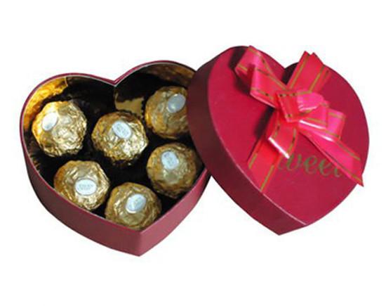【經典熱銷】異形天地蓋巧克力包裝盒