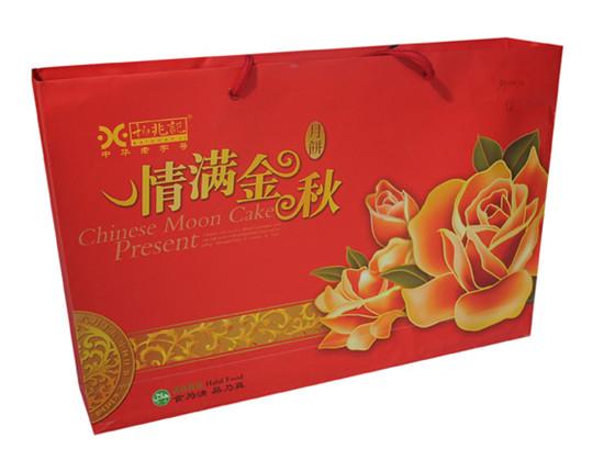 柏兆記精美禮盒將濃濃的思念之情傳遞給家人