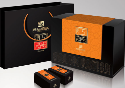 高档礼盒的包装设计是怎样的