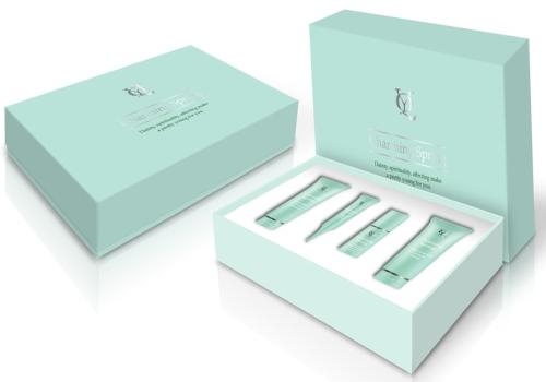 化妆品礼盒如何包装