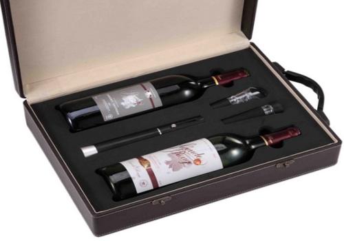 高档红酒礼盒 提高你的礼物档次