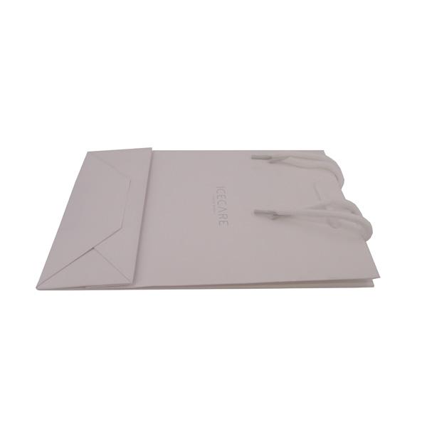 燙銀可折疊手提紙袋