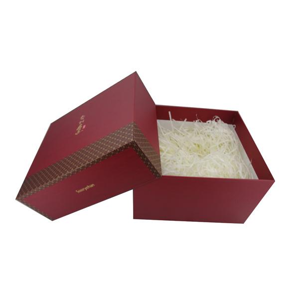 秀雅韓燙金化妝品盒