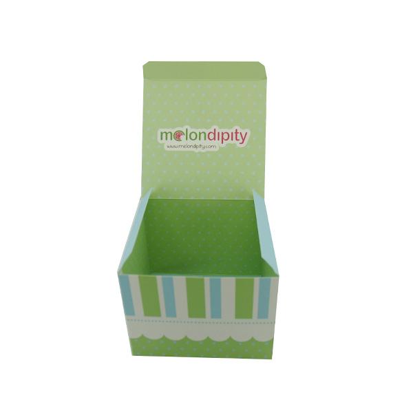 彩色條紋包裝盒