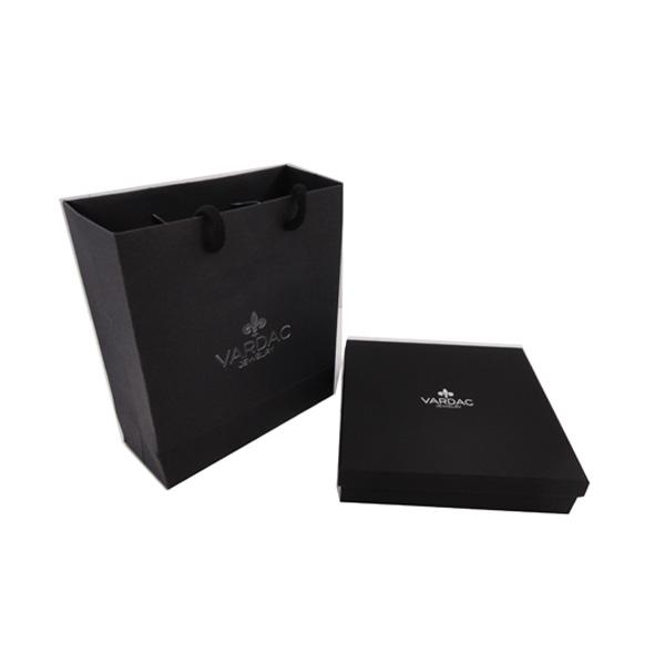 純黑神秘高檔禮品盒