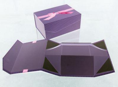 就会选择自己     其实在刚开始折叠礼盒之前,应该要准备好折叠包装盒
